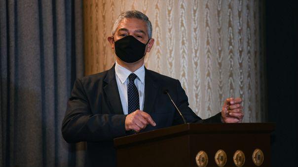 Congresistas piden censurar al ministro del Interior.