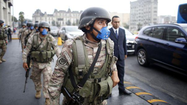 Candidatos al Congreso debatieron sobre el rol de las Fuerzas Armadas.