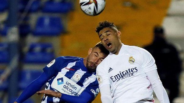Real Madrid vs. Alcoyano