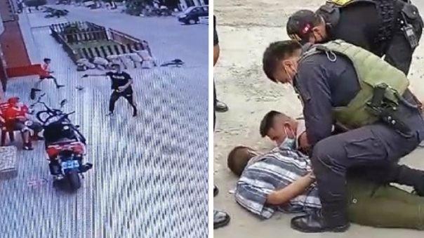policia-capturo-a-delincuentes-que-amenazaron-con-arma-de-fuego-a-nino-para-robarle-celular-en-sjl