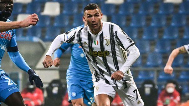 Cristiano Ronaldo llegó a los 760 goles en su carrera