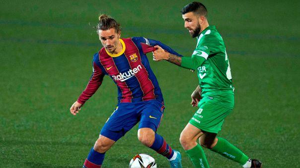 Barcelona visita a Cornellá por 16vos de la Copa del Rey