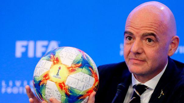 FIFA rechaza la creación de una Superliga europea de clubes