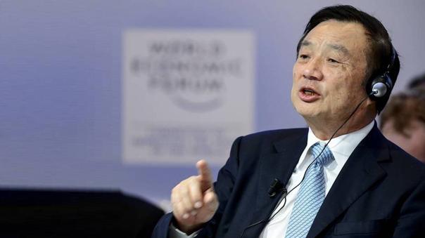 Ren Zhengfei fundó Huawei en 1987.