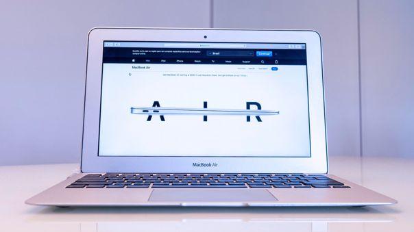 La MacBook Air es la opción más barata entre las laptops de Apple.