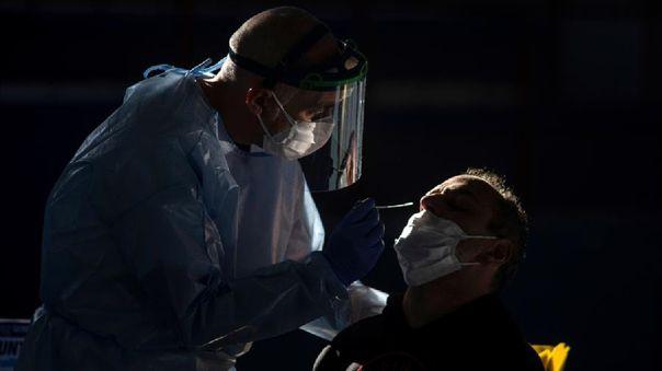 En el último día, se contabilizaron 23 292 nuevos casos del coronavirus.
