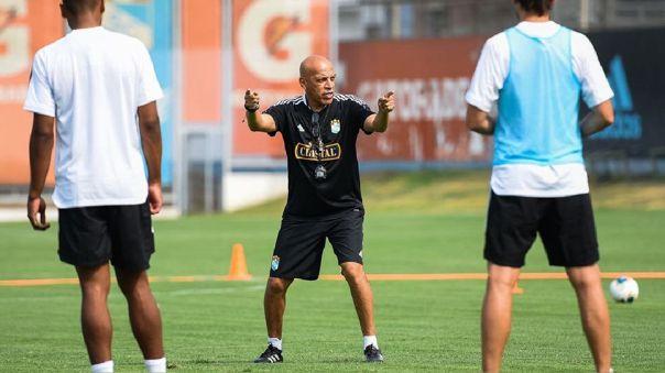 Roberto Mosquera tiene dos títulos nacionales con Sporting Cristal