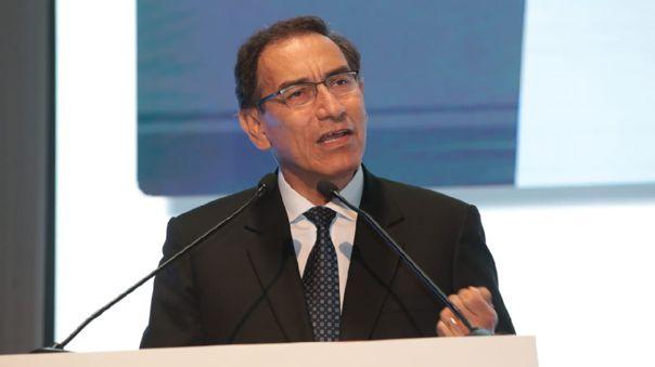 Martín Vizcarra busca llegar al Congreso con Somos Perú.