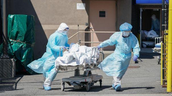 Estados Unidos ya registra más de 25 millones de contagios por COVID-19