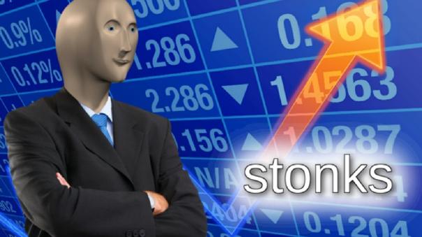 Entre meme y meme, las acciones de GameStop registraron un ascenso inesperado.
