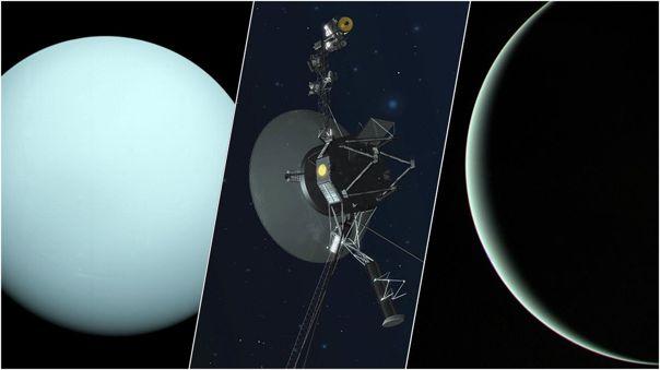La sonda Voyager 2 inició su viaje ininterrumpido el 20 de agosto de 1977.