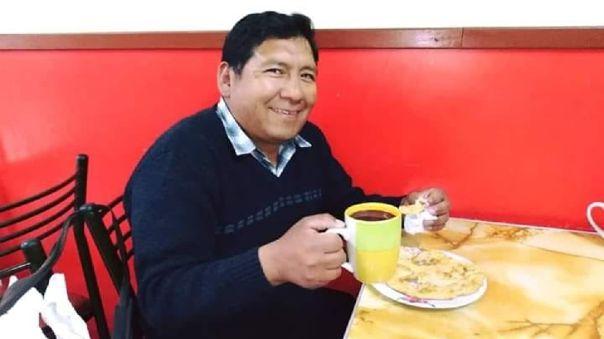 El alcalde Rodolfo Nina Yufra está internado en el hospital de EsSalud de Tacna.