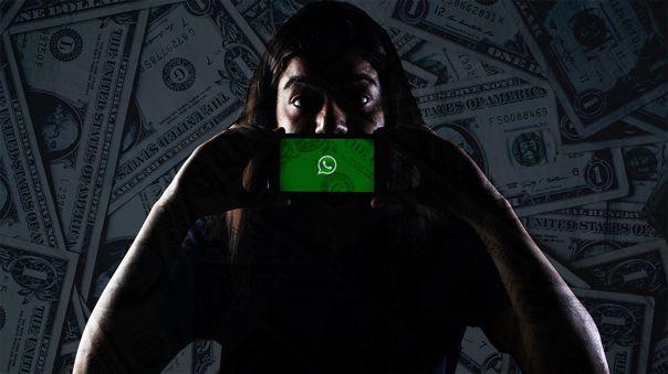 Un nuevo mensaje circula por WhatsApp.