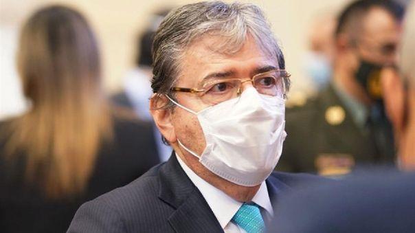Ministro de Defensa de Colombia, Carlos Holmes Trujillo, falleció por COVID-19.