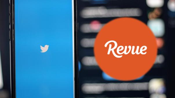 Twitter anunció la compra de Revue