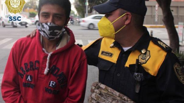 Conmovedor caso en México.