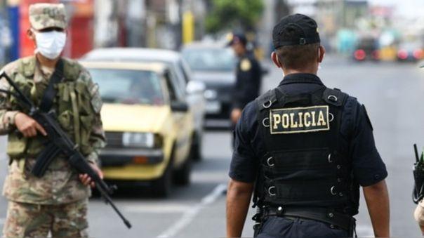 Policía implementará centros de retención temporal.
