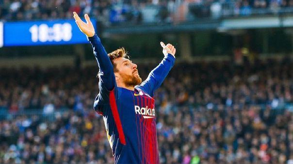 Lionel Messi finaliza su contrato con Barcelona en junio del 2021