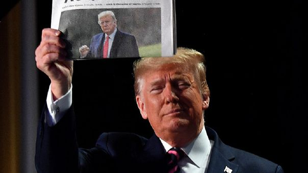 Esta mala evolución de la marca Trump se ha sumado a la tormenta inmobiliaria que desató la pandemia durante 2020.