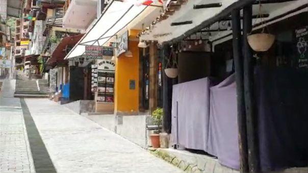 Advierten pérdidas económicas cuantiosas en Machu Picchu por nuevas restricciones de cuarentena.