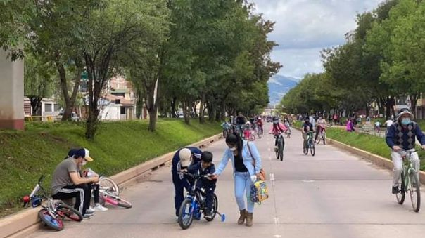 Ciclovías Cusco