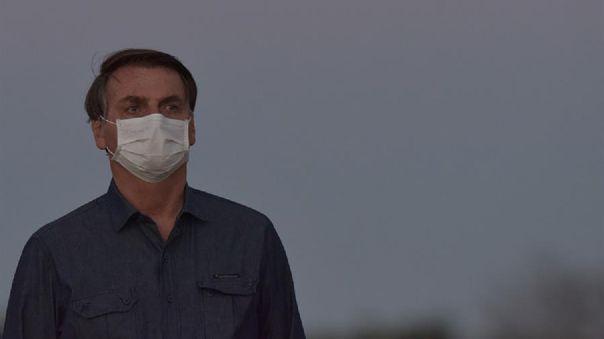 En las últimas semanas, la pandemia en Brasil se agudizó y el número de muertes diarias volvió a superar el millar.