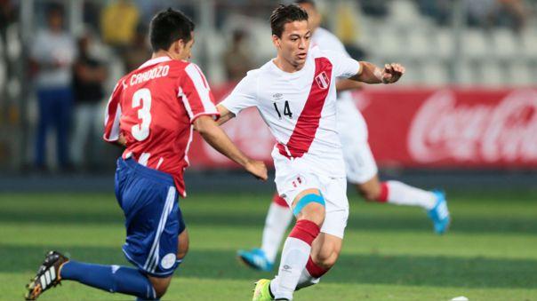 Cristian Benavente juega en el Royal Antwerp de Bélgica