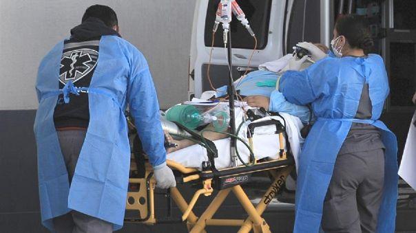 México es el tercer país con más víctimas mortales debido al coronavirus, solo detrás de Estados Unidos.