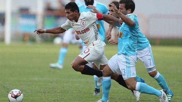 Edison Flores disputó su último partido en el fútbol peruano ante Sporting Cristal
