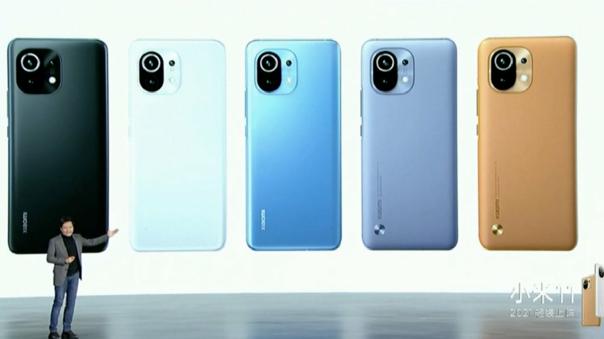 Xiaomi alista el Mi 11 para competir por la gama alta en occidente.