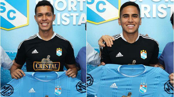 Solís y Chávez renovaron con Sporting Cristal hasta el 2023