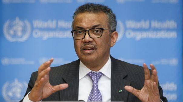 Director general de la OMS