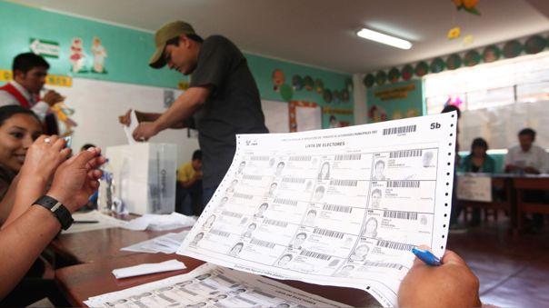 Elecciones generales se realizarán el 11 de abril.