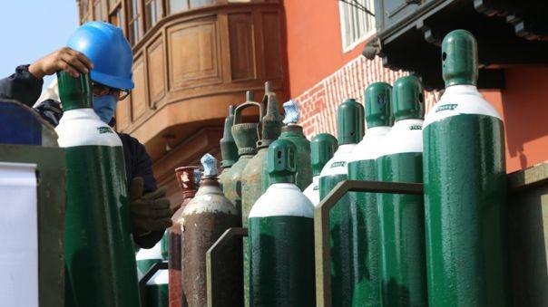 Oxígeno medicinal debe ser monitoreado por personal médico