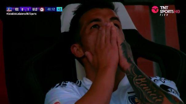 Gabriel Costa se lesionó