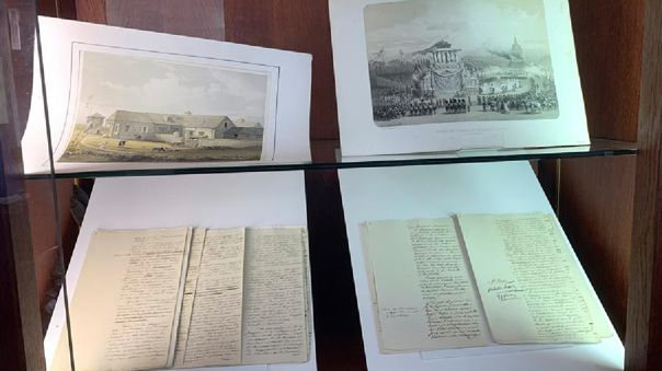 Manuscrito de Napoleón