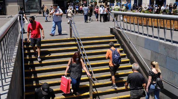 Chile lleva desde diciembre sumido en una segunda ola de la pandemia