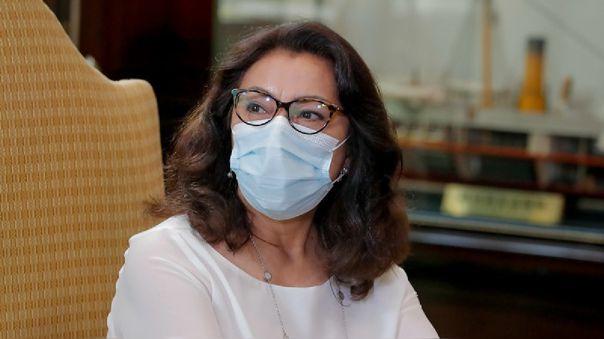 La titular del Consejo de Ministros afirmó que Perú será uno de los primeros países en recibir vacunas de la iniciativa Covax Facility.