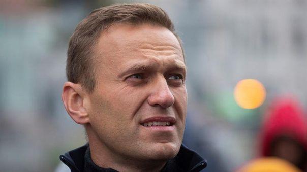 La fiscalía rusa se declaró favorable este lunes a un encarcelamiento de Alexéi Navalny.
