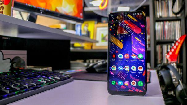 NIUSGEEK tiene a prueba al Motorola One Fusion