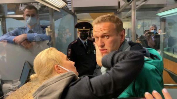 Navalni podría ser condenado a tres años y medio de cárcel por un antiguo caso penal.