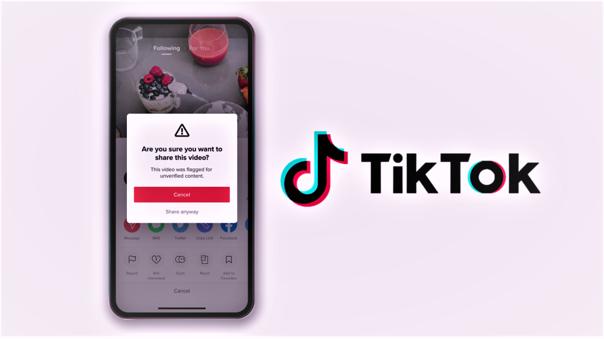 TikTok incluirá una herramienta de control para los videos