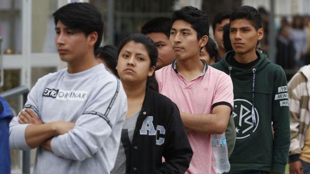 El desempleo es uno de los problemas que afectan más a la población joven