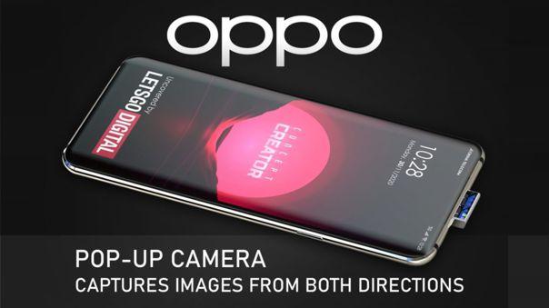 El nuevo módulo de cámaras patentado por Oppo usa un novedoso sistema de espejos