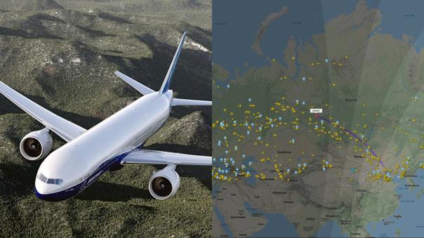 EN VIVO: Sigue el trayecto del vuelo AF201 que salió de Beijing con el primer cargamento de vacunas para Perú