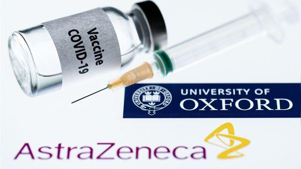 Reino Unido administra actualmente las vacunas AstraZeneca/Oxford y Pfizer/BioNTech