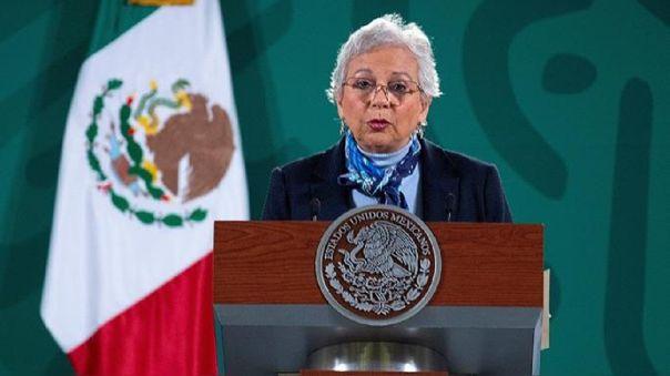 Sánchez Cordero aseguró que su voto