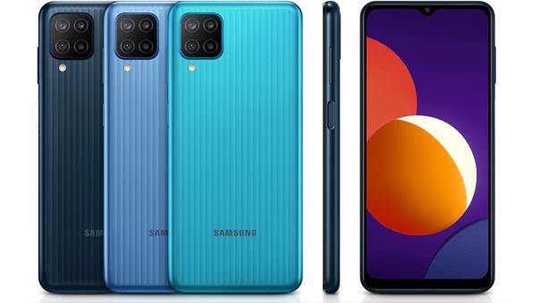 El Galaxy M12 de Samsung llegó primero a Vietnam.