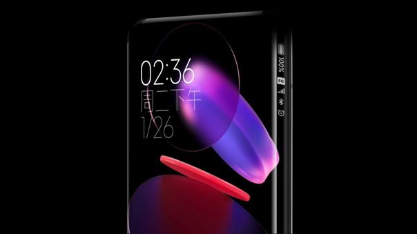 Xiaomi publicó este diseño conceptual en su cuenta de Twitter.