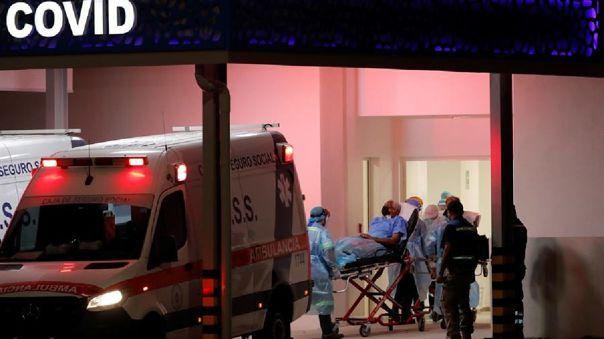 Panamá acumula 5 455 muertes por COVID-19
